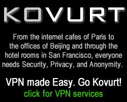 Kovurt VPN
